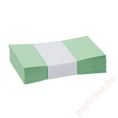 Névjegyboríték színes KASKAD enyvezett 70x105mm 69 pisztácia zöld 50 db/csomag